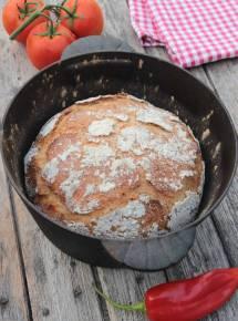 Baka ett lättgjort, gott grytbröd – klicka här för recept!