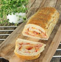 Urläcker pizzalimpa – klicka här för recept!
