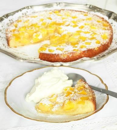 Ljuvligt god mangokladdkaka –klicka på bilden för recept!