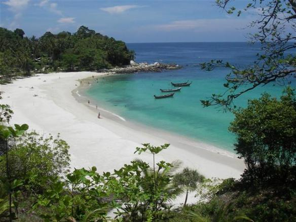Freedom Beach Patong Thailand
