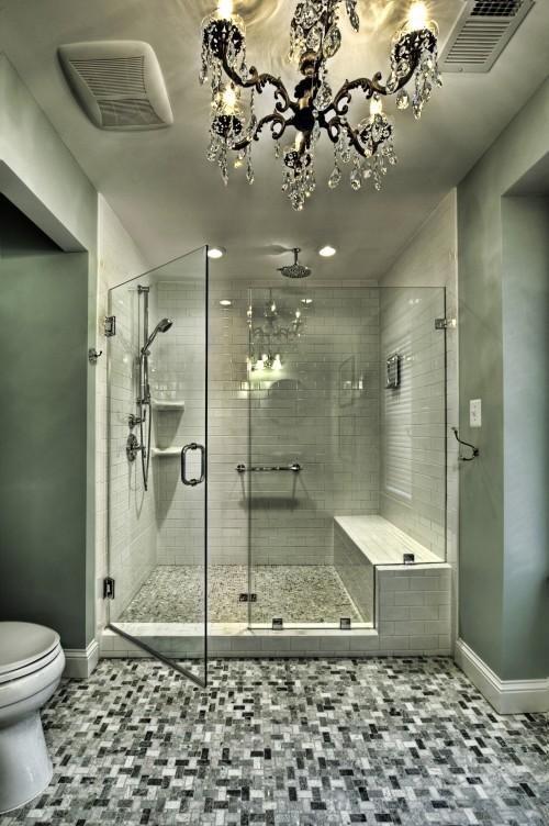 Lekker dusj