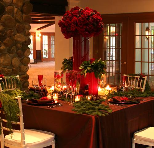 juledekket bord 1