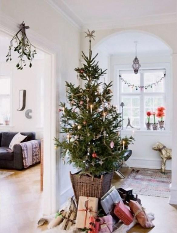 julegran og gaver