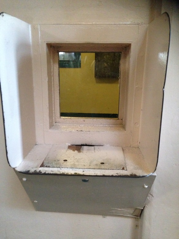 Besøksluke Alcatraz