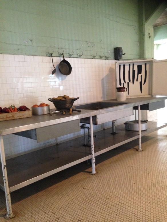 Kjøkken Alcatraz 1