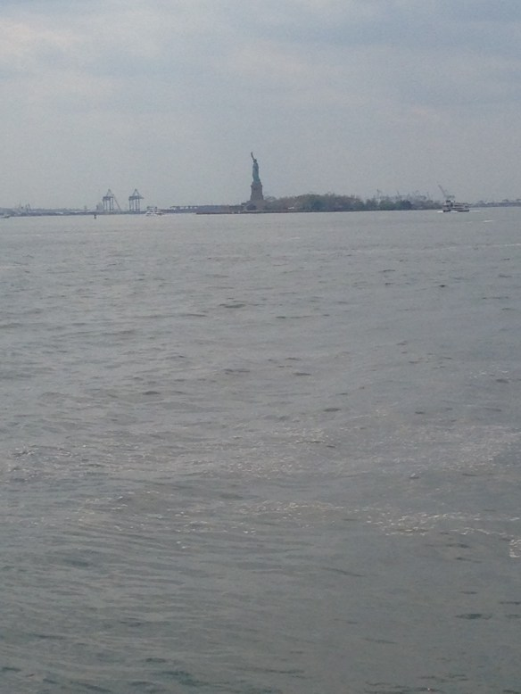 New York utsikt til Statue of Liberty5