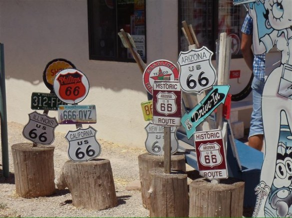 Route 66 by mot Las Vegas