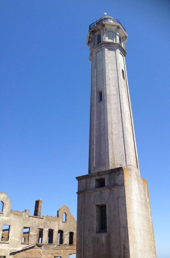 Vakttårn Alcatraz