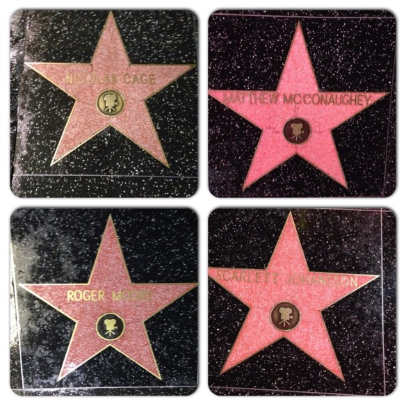 Walk of Fame samlebilde 1