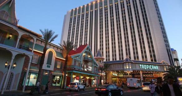 tropicana las vegas hotel 1