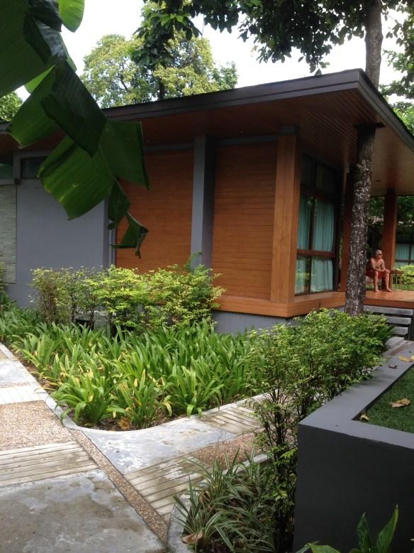 Akira villa Koh Lipe inngangsparti