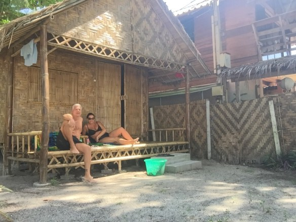Koh Lipe bambushytte Geir