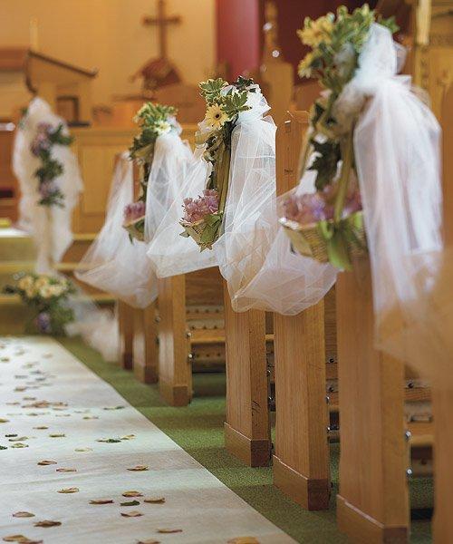 organza dekor kirke