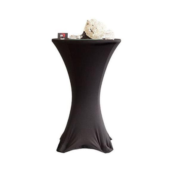 Coctail spandex bord trekk sort miljøbilde