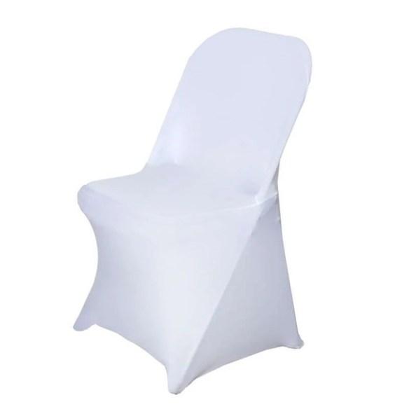 Stoltrekk til klappstol hvit