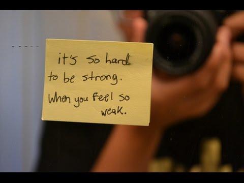 Its so hard
