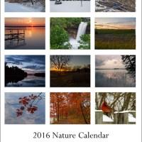 2016 Desk calendar collection