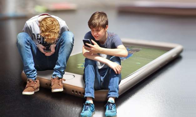 What Is Technology Doing To Our Kids' Bodies?