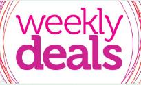 weekly deals widget