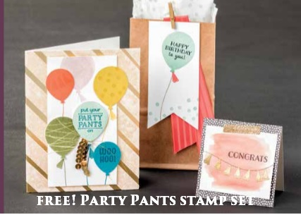 party pants projects