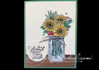 Jar of Flowers:  Jar Punch