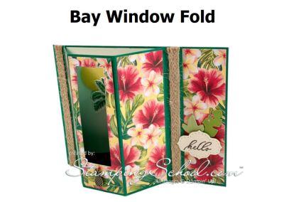 Bay Window Fold