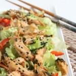Siltie čili vistas salāti