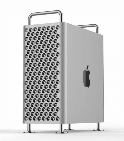 Mac Pro 2012 grill