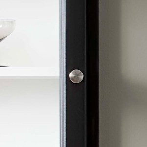 Close up image of Lindebjerg Design Classic V4 Vitrine Cabinet Door Knop