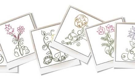 Art Deco Floral Designs