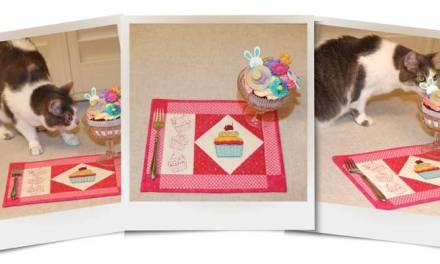Fun & Fast Cupcake Snack Mat Project
