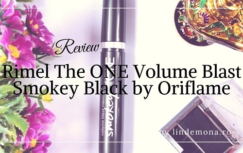 Review rimel the one volume blast smokey black oriflame