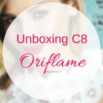 Unboxing Oriflame C8 2016