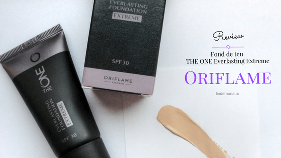 Review: Fond de ten The ONE Everlasting Extreme Oriflame