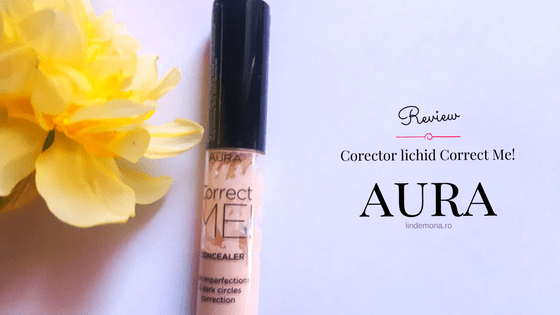 Review correct me aura corector lichid