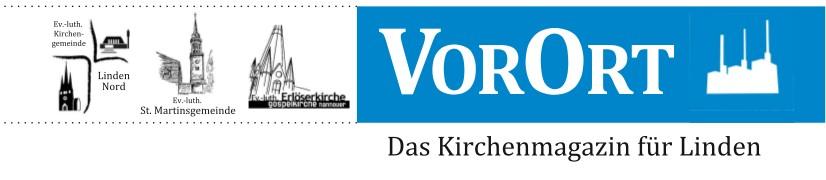 Logo Gemeindebrief VorOrt Linden-Limmer