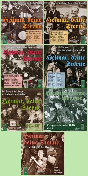 Heimat deine Sterne, 7 CDs zum Sonderpreis