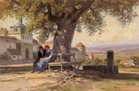 Lindenbaum - Am Brunnen vor dem Tore - Über uns - Über den Lindenbaum Verlag