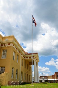 Courthouse Flag FPTS