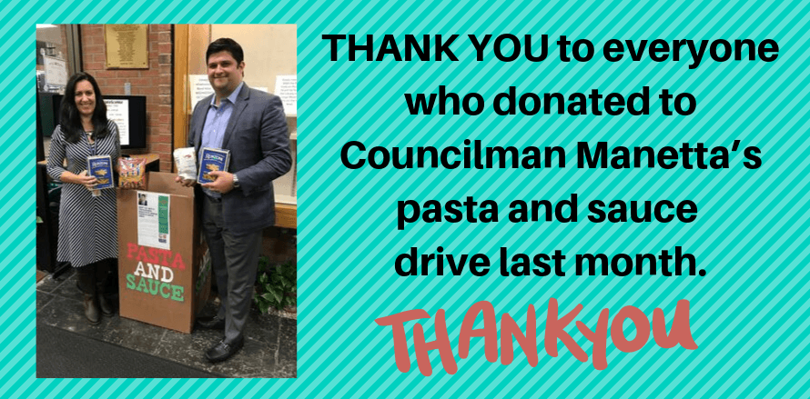 Thank you for your generous donations!