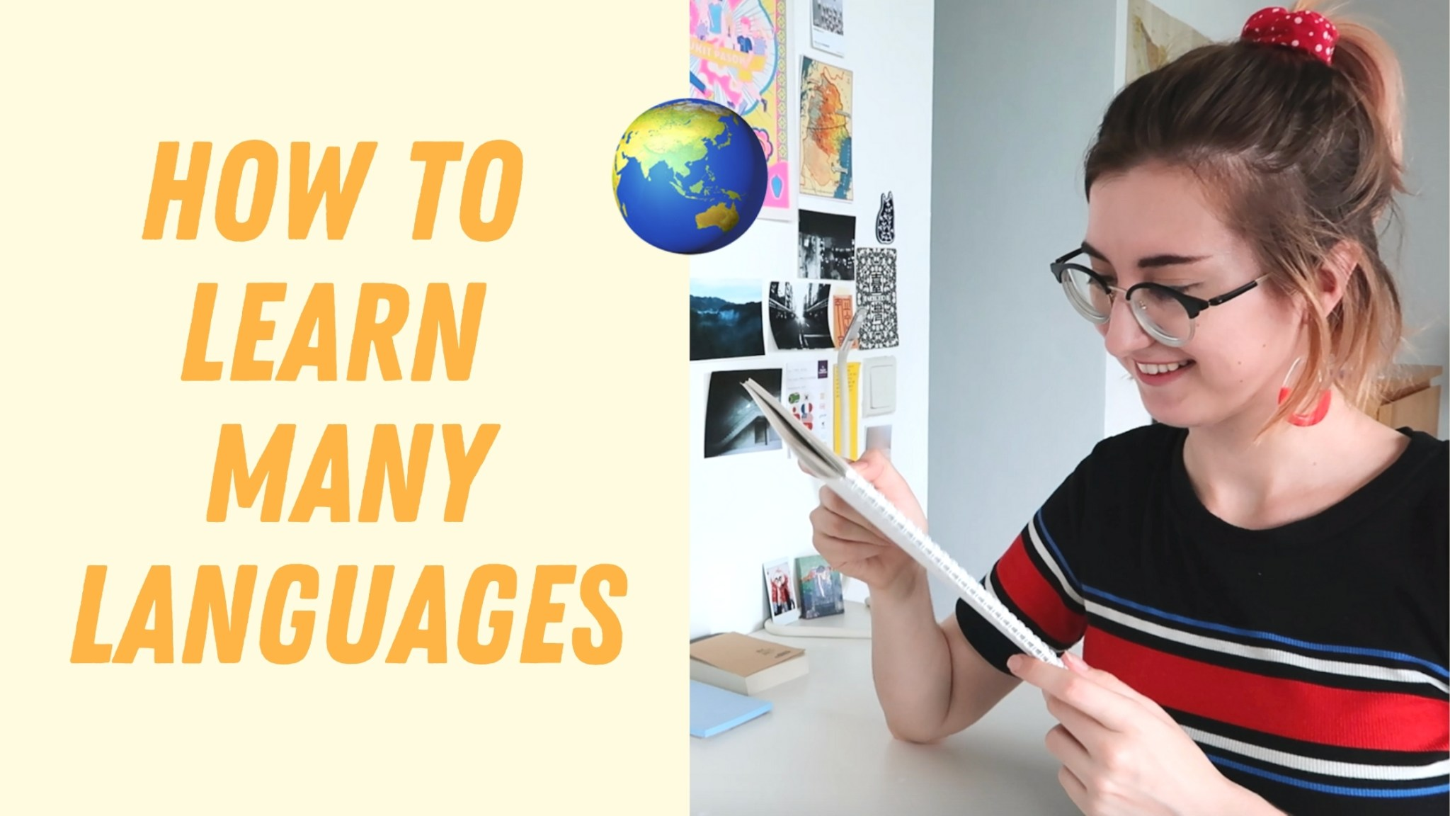 How to learn many languages