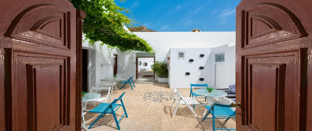 Lindos Villas Suites Apartments Studios