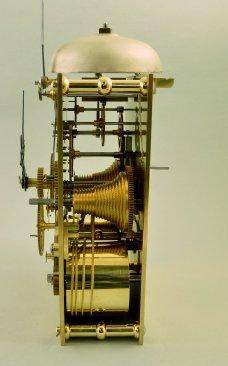 Thomas Walker Bracket Clock 5