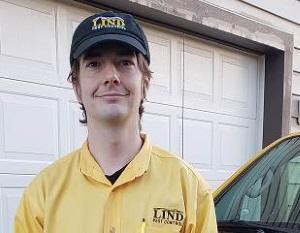 Ronnie Lastufka, Pest Control specialist