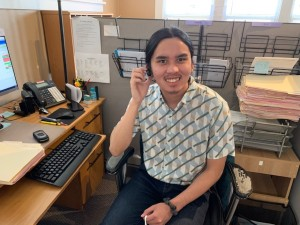 Ian Abinales Office Assistant File Data Entry Clerk