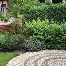 parbold front garden design 1k