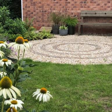 parbold front garden design 1l