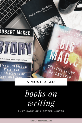 Ready to take your writing to the next level? These five books on writing offer invaluable wisdom on character development, story structure, and mindset that is sure to make you a better writer, whether you're new to writing or a seasoned pro.