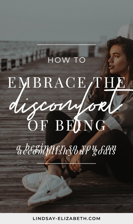 The discomfort required to grow is what keeps many people from reaching their goals. However, it's important to trust the process when you're in the beginning stages of something, whether it's learning/honing a new skill, starting a new venture, or finding your way through unchartered territory. Follow these tips to get a new perspective on being a beginner at every stage so you can embrace the process and consistently move forward to achieve your dreams.