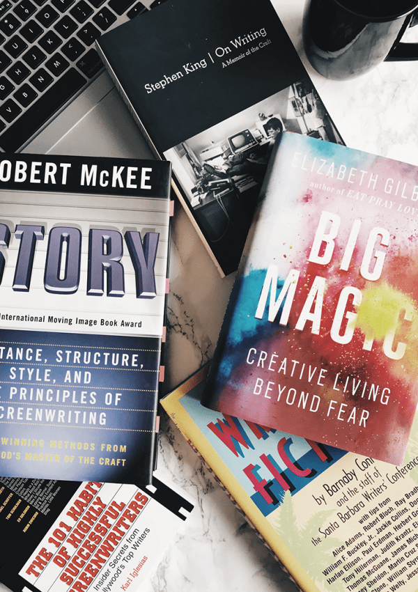 5 Books That Made Me a Better Writer